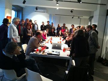 Παρουσίαση συμπερασμάτων του συνεδρίου.