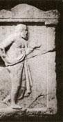 Κλασικά επιτύμβια ανάγλυφα από την Αμφίπολη και την περιοχή της