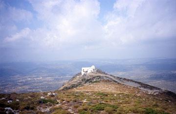 Η θέση Άγιος Γεώργιος στο Βουνό, Κύθηρα.