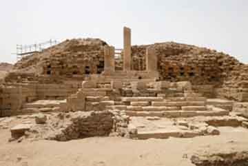 Μοναδικής αρχιτεκτονικής ναός από την εποχή του βασιλείου του Σαβά
