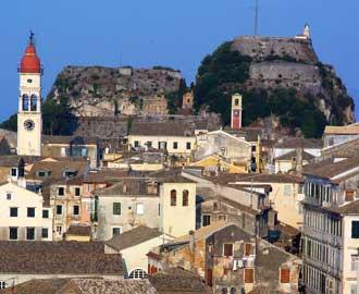 Μνημείο της παγκόσμιας κληρονομιάς η παλαιά πόλη της Κέρκυρας