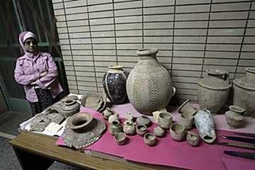 Η Συρία επέστρεψε στο Ιράκ κλεμμένες αρχαιότητες
