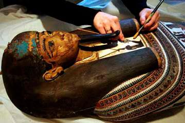 Ανοίγει η Αιγυπτιακή συλλογή του Εθνικού Μουσείου