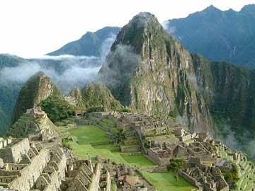 Η αρχαία πόλη των Ίνκα, Μάτσου Πίτσου.