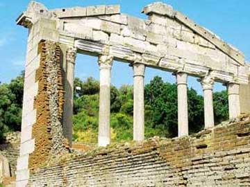 Τα μνημεία της Απολλωνίας στην Αλβανία πρόκειται να αποκατασταθούν με χρηματοδότηση της ΕΕ