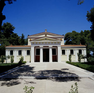 Το Μουσείο της Ιστορίας των Ολυμπιακών Αγώνων στην αρχαία Ολυμπία τείνει να ακυρωθεί
