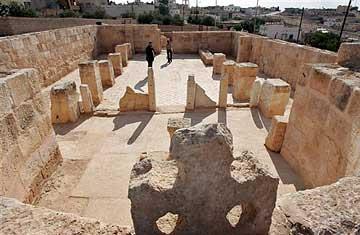 Η «αρχαιότερη χριστιανική εκκλησία» στην Ιορδανία αμφισβητείται