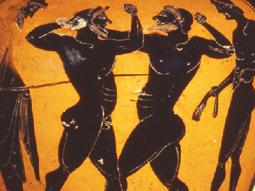 To αρχαίο ντόπινγκ και ο πρωταθλητισμός