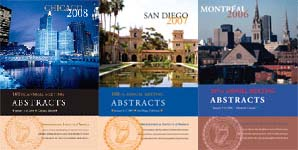 AIA, Online Abstracts and Abstract Archive