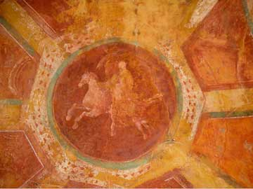 Η Όστια Αντίκα παρουσιάζει τις τοιχογραφίες της