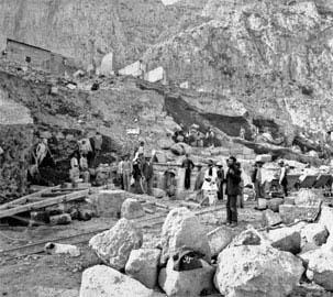 Έκθεση για τη διαμόρφωση της ευρωπαϊκής αρχαιολογίας