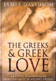 Το εξώφυλλο της έκδοσης The Greeks and Greek Love.