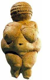 Walpurga Antl-Weiser, Die Frau von W. Die Venus von Willendorf, 2008