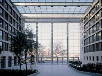 Το Υπουργείο Εξωτερικών στο Βερολίνο.
