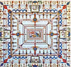 Η Domus Aurea ως πηγή έμπνευσης
