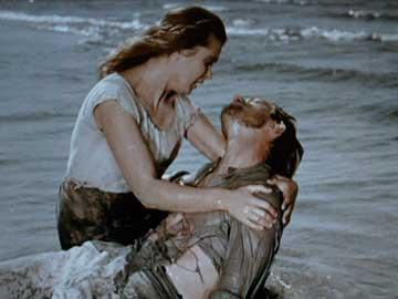 Σκηνές από την εικονογραφία του Πάθους σε δύο κινηματογραφικές ιστορίες αγάπης