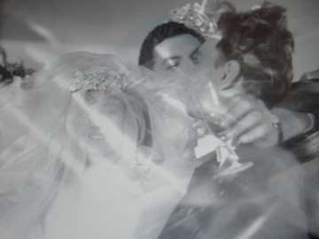 Όταν περνούν οι γερανοί, 1957