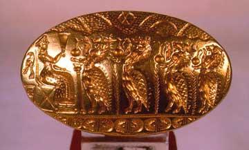 Εύρετρα 150.000 ευρώ για σπάνιο χρυσό μυκηναϊκό δαχτυλίδι