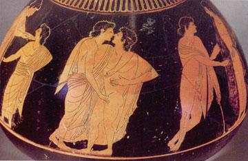 Ο Κλωντ Καλάμ για τον έρωτα στην αρχαία Ελλάδα