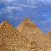 Φυσικές καταστροφές στην αρχαία Αίγυπτο