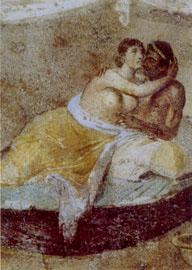 Τα μυστικά της ρωμαϊκής κρεβατοκάμαρας…