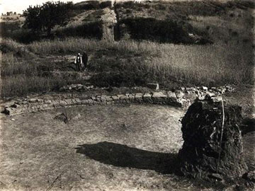 Κακόβατος, θολωτός τάφος  C.