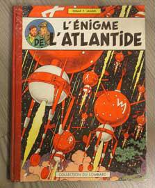 Το κόμικ του Βέλγου Edgar P. Jacob του 1955.