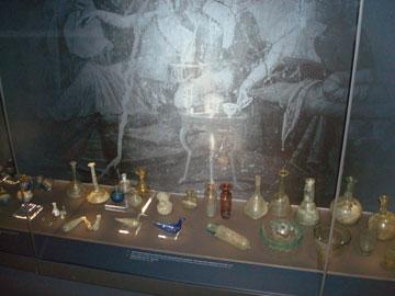 Οι χρήσεις του γυαλιού στην αρχαιότητα (2).