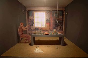 Το γυαλί στο ρωμαϊκό σπίτι.