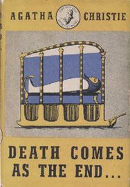Για το Death Comes as the End (1945) με φόντο τις Θήβες του Μέσου Βασιλείου η Ά. Κρίστι μελέτησε σχετικούς παπύρους.