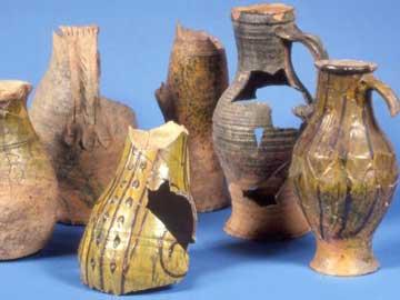 Διεθνές συνέδριο στη Γαλλία για την πρώιμη μεσαιωνική κεραμική