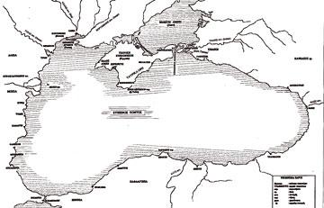 Ιστορικογεωγραφικά Ευξείνου Πόντου. Η περιοχή της Κριμαίας (1ος αι. π.Χ. – 6ος αι. μ.Χ.)