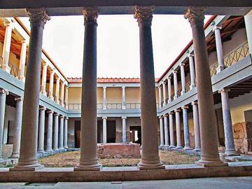 H ρωμαϊκή βίλα στην Κω, Casa Romana.