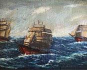 Ο ζωγράφος Κώστας Γλιάτας (1909-1994)
