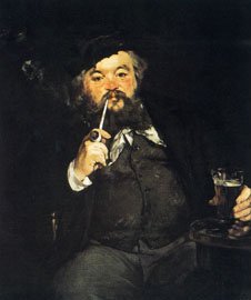 Εντουάρ Μανέ, Το Απολαυστικό Κρασοπότηρο, 1873.