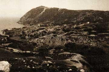 Φωτογραφία του λιμένα της Αγίας Κυριακής Μήλου