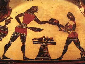 Γεύσεις αρχαίες και «πικάντικες»