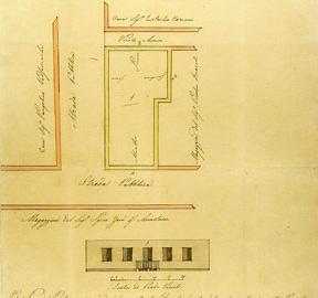 Υπόθεση 8, Ιθάκη 1822.