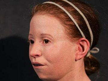 Η 11χρονη Μύρτις έζησε τον 5ο αι. π.Χ.