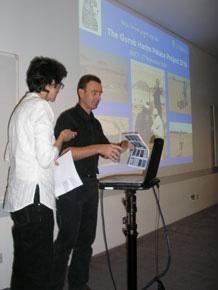 Παρουσίαση των νέων ευρημάτων από την έρευνα στη Gurob στο ΒΕC.