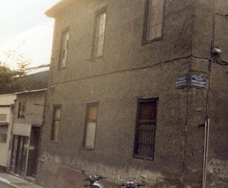 Νεοκλασικό σπίτι στην οδό Θουκυδίδου, στην Πλάκα.