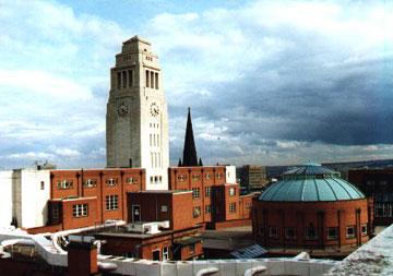 To Πανεπιστήμιο του Leeds.