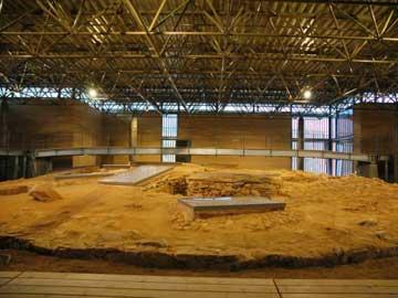 Περιοχή Πρωτοελλαδικών και Αρχαϊκών τάφων Μαραθώνα