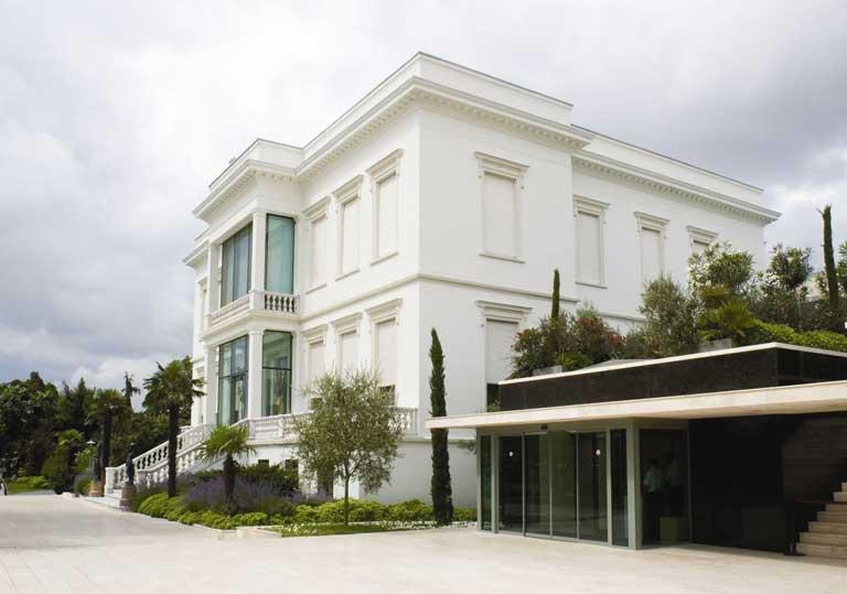 Το Μουσείο Σακίπ Σαμπαντζί.