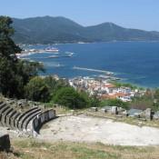 Σχέδιο σωτηρίας για το Αρχαίο Θέατρο της Θάσου