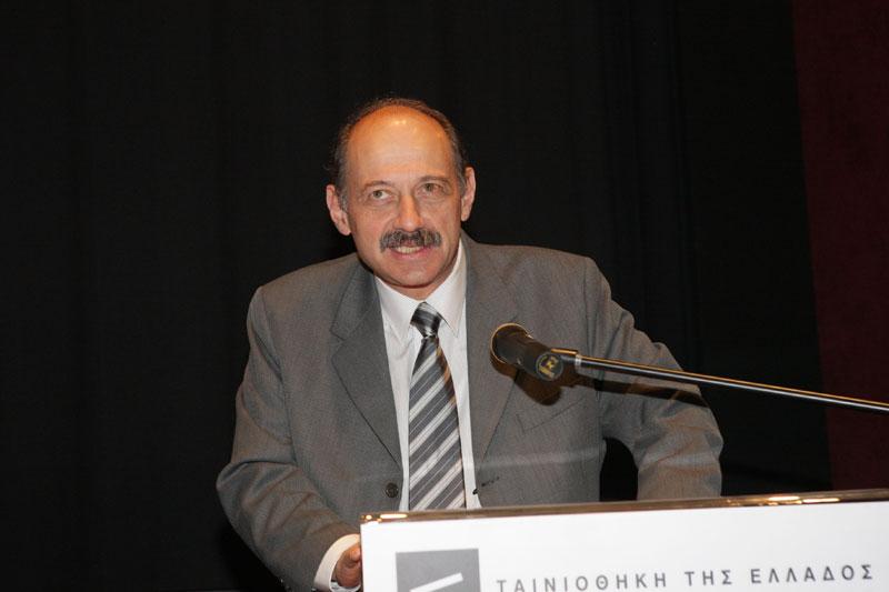 Ο Κ. Μπουραζέλης