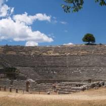 Στο νέο ΕΣΠΑ η «Πολιτιστική διαδρομή στα Αρχαία Θέατρα της Ηπείρου»