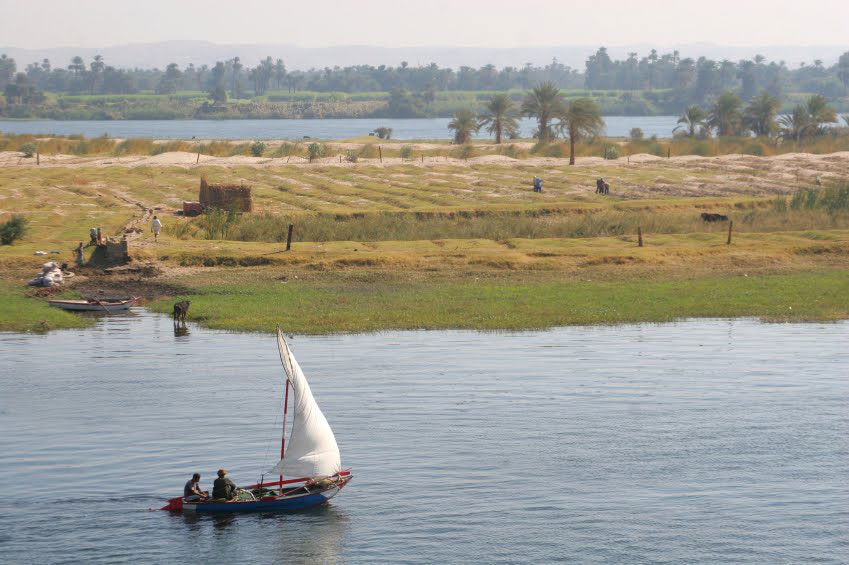 Οι προϊστορικοί πληθυσμοί του Νείλου ήταν ικανοί να αλλάζουν το περιβάλλον τους