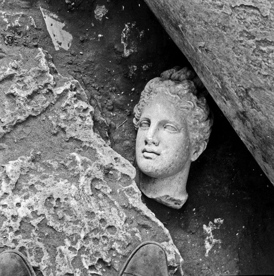 «Ανασκάπτοντας τη Σαλαμίνα της Κύπρου».