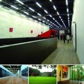 Καλή Τζώρτζη, Η χωρική αρχιτεκτονική των μουσείων, 2010